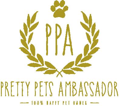 Pretty Pets Ambassador logo dierenfotografie